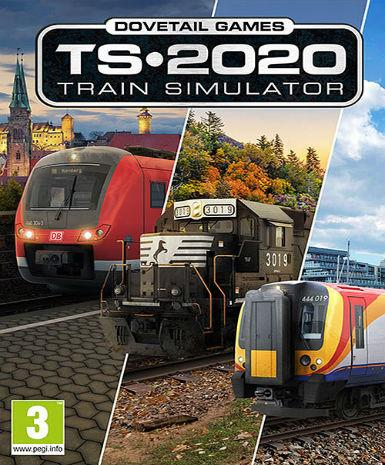 TRAIN SIMULATOR 2020 - STEAM - WORLDWIDE - MULTILANGUAGE - PC Libelula Vesela