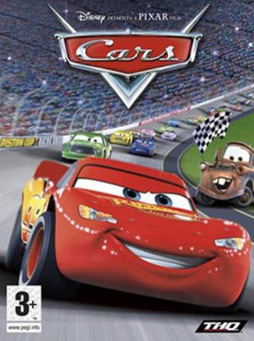 DISNEY PIXAR CARS - STEAM - PC - EU
