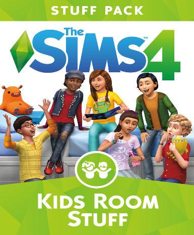 THE SIMS 4: KIDS ROOM STUFF - ORIGIN - PC - WORLDWIDE Libelula Vesela Jocuri video