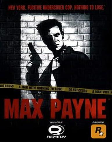 MAX PAYNE - STEAM - PC - WORLDWIDE