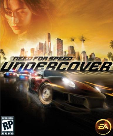 NEED FOR SPEED: UNDERCOVER - ORIGIN - PC - WORLDWIDE