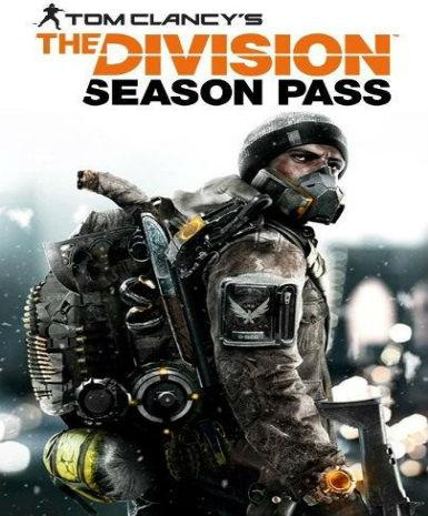 TOM CLANCY'S THE DIVISION - SEASON PASS (DLC) - UPLAY - MULTILANGUAGE - WORLDWIDE - PC