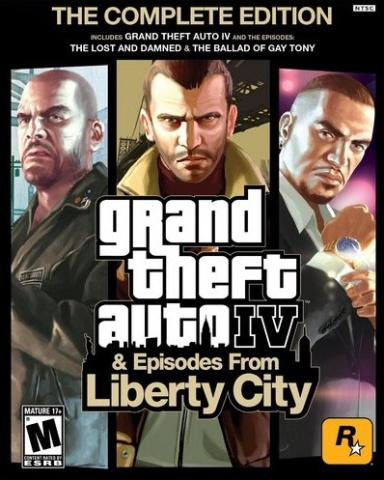 GRAND THEFT AUTO IV GTA (COMPLETE EDITION) - STEAM - PC