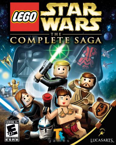 LEGO: STAR WARS - THE COMPLETE SAGA - STEAM - PC / MAC - WORLDWIDE Libelula Vesela Jocuri video