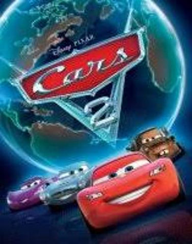 DISNEY PIXAR CARS 2 - STEAM - PC - EU Libelula Vesela Jocuri video