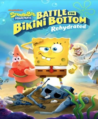 SPONGEBOB SQUAREPANTS: BATTLE FOR BIKINI BOTTOM - REHYDRATED - STEAM - PC - MULTILANGUAGE - EMEA / US Libelula Vesela