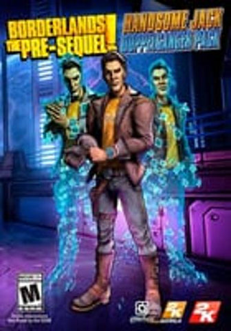 BORDERLANDS: THE PRE-SEQUEL - HANDSOME JACK DOPPLEGANGER PACK (DLC) - STEAM - PC - EU