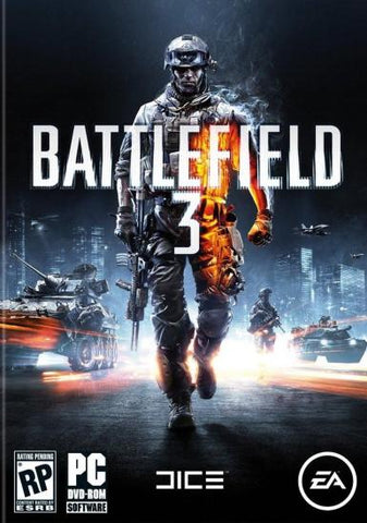 BATTLEFIELD 3 - ORIGIN - PC - WORLDWIDE