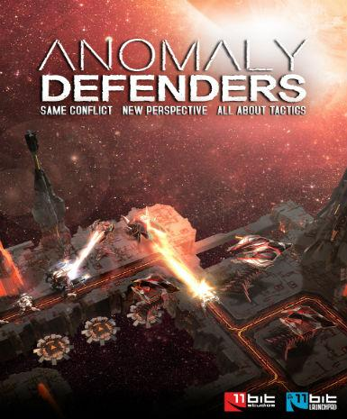 ANOMALY DEFENDERS - STEAM
