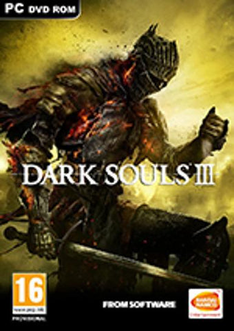 DARK SOULS 3 - STEAM - PC - WORLDWIDE