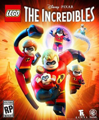 LEGO: THE INCREDIBLES - STEAM - PC - WORLDWIDE