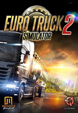 EURO TRUCK SIMULATOR 2 - STEAM - PC / MAC - WORLDWIDE