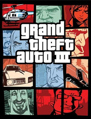 GRAND THEFT AUTO 3 - STEAM - PC / MAC - WORLDWIDE