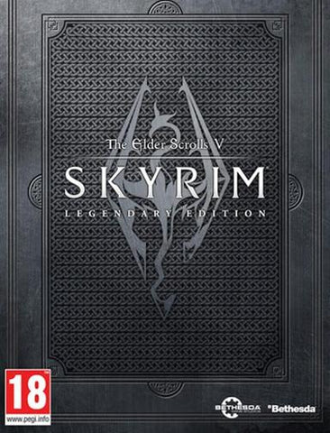 THE ELDER SCROLLS V: SKYRIM - LEGENDARY EDITION - STEAM - PC - WORLDWIDE Libelula Vesela Jocuri video
