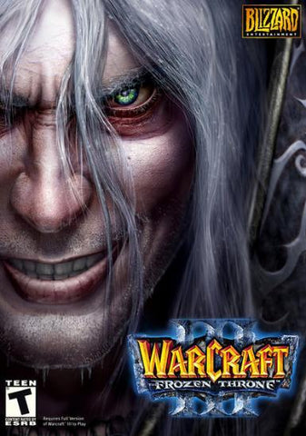 WARCRAFT 3: THE FROZEN THRONE - BATTLE.NET - PC / MAC - WORLDWIDE