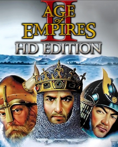 AGE OF EMPIRES II HD - STEAM - PC - WORLDWIDE