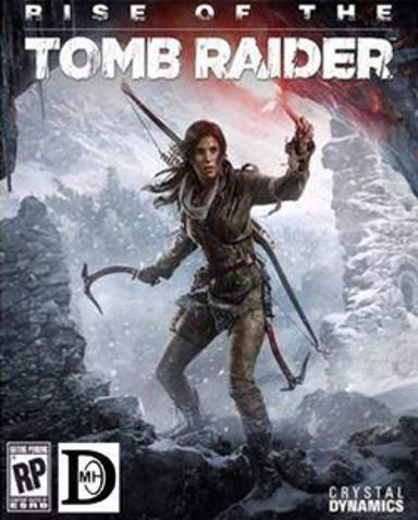 RISE OF THE TOMB RAIDER - STEAM - PC / MAC