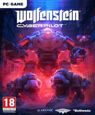 WOLFENSTEIN: CYBERPILOT (UNCUT) - STEAM - MULTILANGUAGE - WORLDWIDE - PC Libelula Vesela Jocuri video