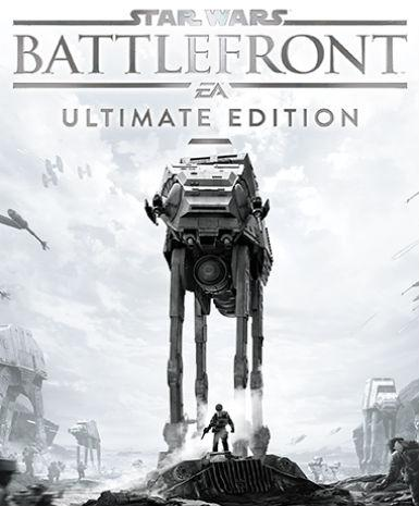 STAR WARS: BATTLEFRONT - ULTIMATE EDITION - ORIGIN - PC - WORLDWIDE