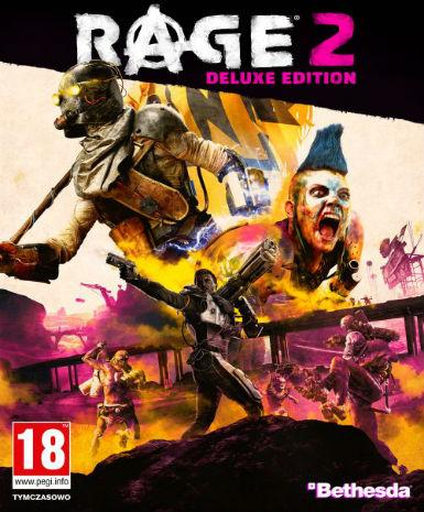 RAGE 2: DELUXE EDITION - BETHESDA.NET - WORLDWIDE - MULTILANGUAGE - PC Libelula Vesela