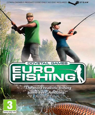 EURO FISHING - STEAM - PC - EMEA, US Libelula Vesela Jocuri video