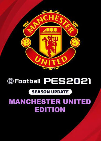 EFOOTBALL PES 2021 SEASON UPDATE: MANCHESTER UNITED EDITION - STEAM - PC - MULTILANGUAGE - WORLDWIDE Libelula Vesela