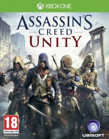 ASSASSINS CREED: UNITY XBOX ONE - WORLDWIDE Libelula Vesela Jocuri video