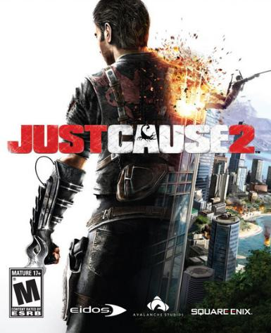 JUST CAUSE 2 - STEAM - MULTILANGUAGE - WORLDWIDE - PC