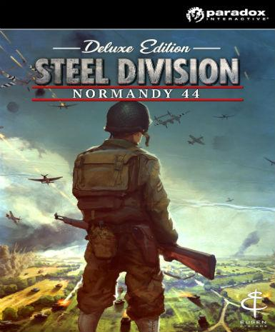 STEEL DIVISION NORMANDY 44 DELUXE EDITION - STEAM - PC
