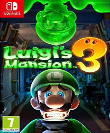 LUIGI'S MANSION 3 - NINTENDO SWITCH - MULTILANGUAGE - EU