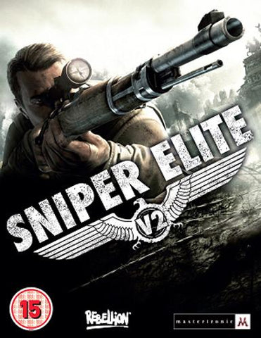 SNIPER ELITE V2 - STEAM - PC - WORLDWIDE Libelula Vesela Jocuri video