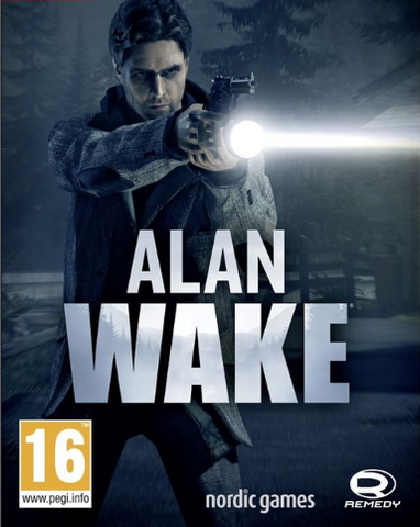 ALAN WAKE - PC - STEAM - PC - WORLDWIDE