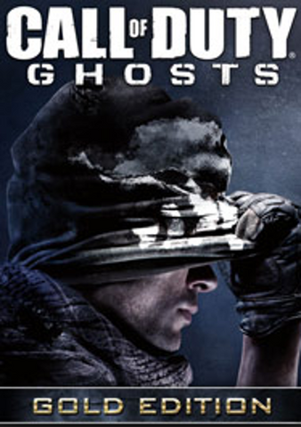 CALL OF DUTY: GHOSTS GOLD EDITION - STEAM - PC - WORLDWIDE