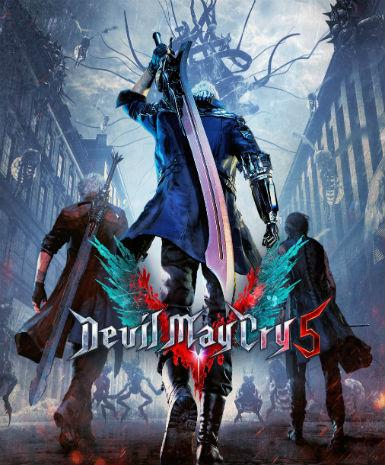DEVIL MAY CRY 5 - STEAM - PC - WORLDWIDE