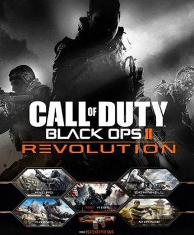 CALL OF DUTY: BLACK OPS 2 - REVOLUTION - STEAM - PC - WORLDWIDE