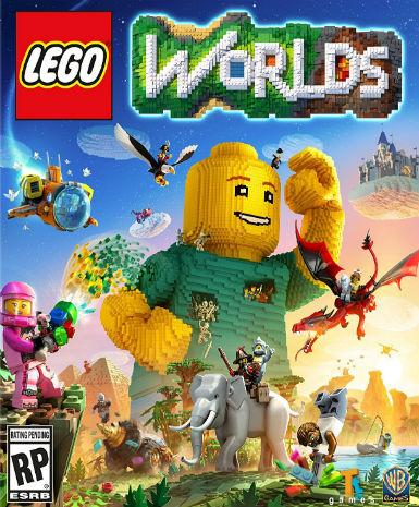 LEGO: WORLDS - STEAM - PC - WORLDWIDE