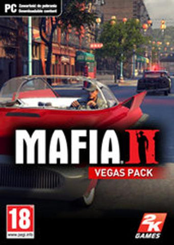 MAFIA II - VEGAS PACK (DLC) - STEAM - PC - EU