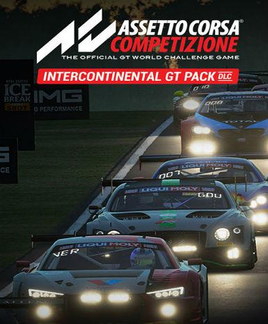ASSETTO CORSA COMPETIZIONE - INTERCONTINENTAL GT PACK - STEAM - PC - MULTILANGUAGE - WORLDWIDE
