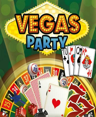 VEGAS PARTY PS4 EU - PLAYSTATION - PC - EU