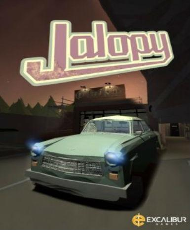 JALOPY - STEAM - PC - WORLDWIDE