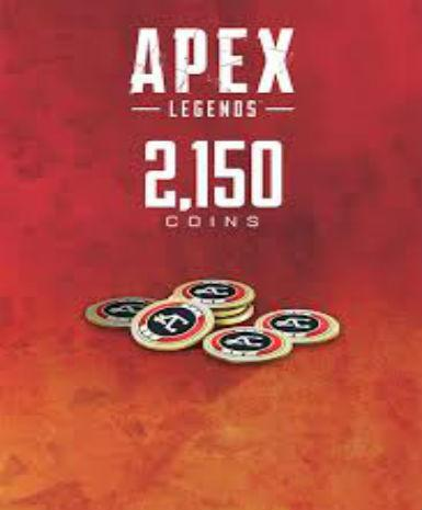 APEX LEGENDSU2122 - 2150 APEX COINS - ORIGIN - PC - WORLDWIDE