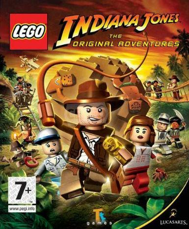 LEGO INDIANA JONES: THE ORIGINAL ADVENTURES - STEAM - PC - WORLDWIDE