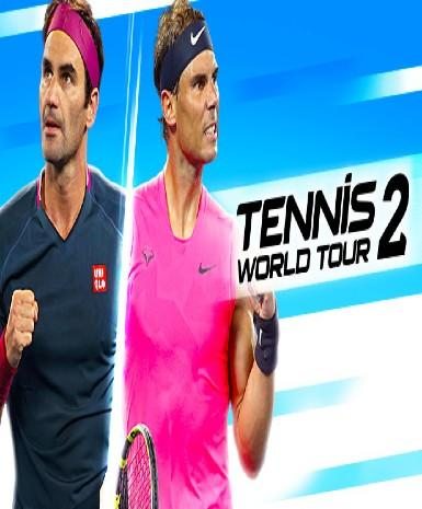 TENNIS WORLD TOUR 2 - STEAM - PC - MULTILANGUAGE - EU Libelula Vesela