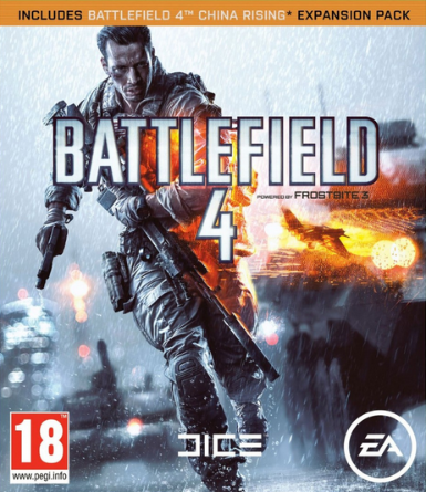BATTLEFIELD 4 INCL. BATTLEFIELD 4 CHINA RISING EXPANSION PACK - ORIGIN - PC