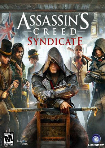 ASSASSIN'S CREED: SYNDICATE - UPLAY - PC - WORLDWIDE