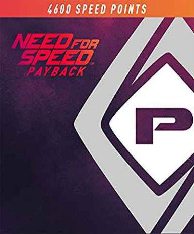 NEED FOR SPEED: PAYBACK - 4600 SPEED POINTS - ORIGIN - PC