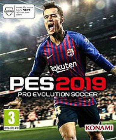 PRO EVOLUTION SOCCER 2019 - STEAM - PC