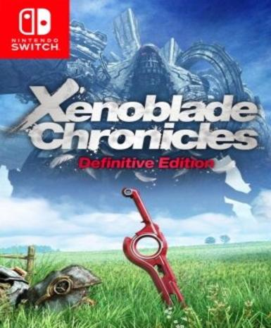 XENOBLADE CHRONICLES (DEFINITIVE EDITION) - NINTENDO  SWITCH - MULTILANGUAGE - EU