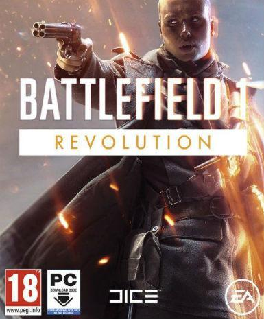 BATTLEFIELD 1 - REVOLUTION - ORIGIN - PC - WORLDWIDE