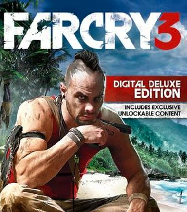 FAR CRY 3 DIGITAL DELUXE EDITION - UPLAY - PC - WORLDWIDE